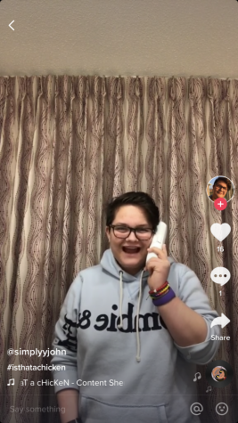 TikTok is starting to take up students time