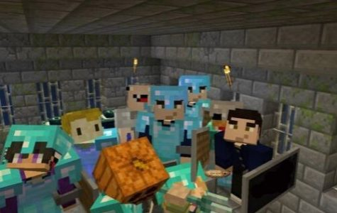 Minecraft builds comeback