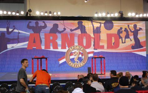 Arnold sports festival postponed editorial