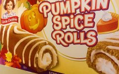 "Little Debbie pastries are catching onto the pumpkin spice ""wave""."