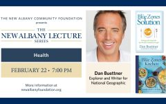 New Albany Lecture Series features Live longer, live better athlete and author