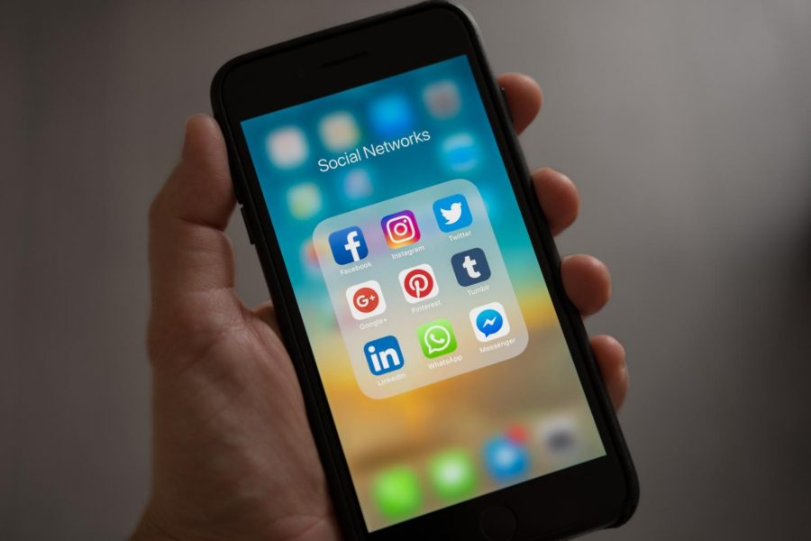 According to App Annie, the four most downloaded apps of the past decade are owned by Facebook: Facebook, Facebook Messenger, Whatsapp and Instagram. Photo credit: Tracy Le Blanc